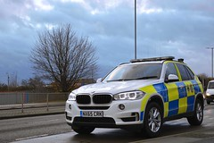 NX65 CRK (S11 AUN) Tags: cleveland police bmw x5 anpr armed response car arv traffic rpu roads policing unit 999 emergency vehicle nx65crk