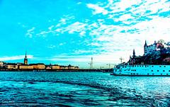 Stockholm (-REcallable-Memories-of-ET-) Tags: newyearseve 2018 christmas esze eszetamás hungary magyarorszag silvester stockholm svedorszag sweden sylvester szilveszter tamas ungarn winter wizz city hajó hazak holiday házak life teleles urban