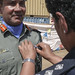 Nepalese received medal award service recognition