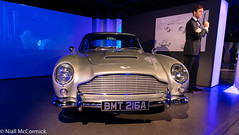 Aston Martin DB5 (Niall McCormick) Tags: aston martin db5 james bond 007 motion jamesbond