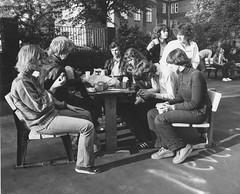 Schulbesetzung_Reher_43 (Klosterschule) Tags: klosterschule hamburg schulbesetzung besetzung schwarzweis blackandwhite history geschichte schulgeschichte historisch school schule 1981 80er 80s