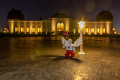 Love angel (Ballou34) Tags: 2018 7dmark2 7dmarkii 7d2 7dii afol ballou34 canon canon7dmarkii canon7dii eos eos7dmarkii eos7d2 eos7dii flickr lego legographer legography minifigures photography stuckinplastic toy toyphotography toys losangeles californie étatsunis us stuck in plastic love angel night griffith observatory light heart