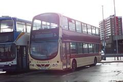698-02 (Ian R. Simpson) Tags: yx05eor volvo b7tl wright eclipsegemini eastyorkshire eyms bus 698
