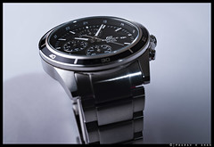 _8501459 copy (pauravkshah) Tags: wristwatch pauravkshah pauravshah ahmedabad gujarat india macro d850 tiltshift 45pce micro nikond850 nikon strobist godox sb900 casio silver blue chronograph