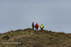 Watching the Torndos in the distance (tomdavies19) Tags: avgeek nikon d7200 nikond7200 sigma frewelltonka flypast helicopter aviation raf wales anglesey uk tornado plane jet aircraft explore rafvalley goldstar rafmarhem