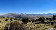 Panorama de la Sierra de Guadarrama. (Airbeluga) Tags: paisajes segovia nature senderismo naturaleza delarisca castillaleón sendcerrocaloco españa panorama