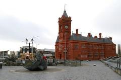 Cardiff (menchuela) Tags: cardiff march city menchuela building cardiffbay