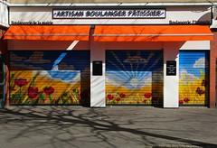 Boulangerie (Edgard.V) Tags: vitrysurseine boulangerie bakery padaria panificio streetart arte urbano urban graffiti callejero