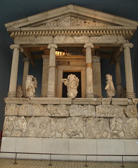 Nereid Monument, Xanthos, ( Antalya, Turkey)  390-38O BC (lukenotskywalker60) Tags: artefacts british museum xanthos nereid monument antalya turkey