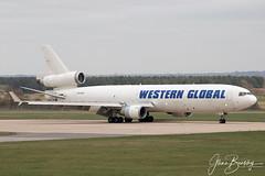 4B9A0987 MD-11F N545JN 190321 EGCN copy (Glenn Beasley) Tags: wga md11f n545jn egcn dsa aircraft aviation plane