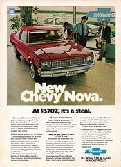 1978 Chevrolet Chevy Nova Coupe USA Original Magazine Advertisement (Darren Marlow) Tags: 1 7 8 9 19 78 1978 c chev chevy chevrolet n nova coupe car cool collectible collectors classic a automobile v vehicle g m gm general motors u s us usa united states american america 70s