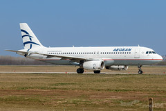 SX-DGE   Aegean Airlines   Airbus A320-232   BUD/LHBP (Tushka154) Tags: hungary spotter airbus ferihegy budapest a320232 a320 aegeanairlines sxdge a320200 aegean airbusa320 aircraft airplane avgeek aviation aviationphotography budapestairport lhbp lisztferencinternationalairport planespotter planespotting spotting