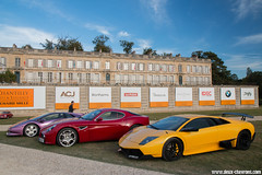 Chantilly Arts & Elegance 2016 - Lamborghini Murciélago LP670 SV & Alfa Romeo 8C Competizione (Deux-Chevrons.com) Tags: lamborghinimurciélagolp670sv lamborghini murciélago lp670 sv lamborghinimurciélago lp670sv lamborghinimurciélagosv murciélagosv 8ccompetizione alfaromeo competizione alfaromeo8ccompetizione alfa romeo 8c supercar sportcar gt exotic exotics voiture car coche auto automobile automotive frane france chantilly chantillyartselegance chantillyartelegance