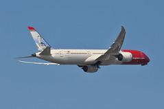 DI7057 LGW-MCO (A380spotter) Tags: takeoff departure climbout gearinmotion gim retraction beacon boeing 787 9 900 dreamliner™ dreamliner gcknz freddielakerbritishaviationentrepreneur norwegiancom norwegainairukltd nrs di di7057 lgwmco runway08r 08r london gatwick egkk lgw