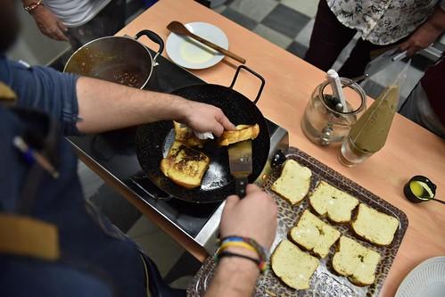 Tramos de Cuaresma 2019 en Cádiz: Taller de Cocina de Semana Santa (10)