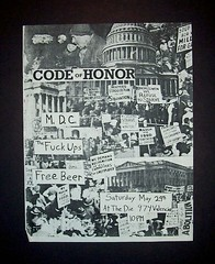Code of Honor,MDC,  Fuck Ups, Free Beer, at The Tool & Die, San Francisco, CA 1981 (Superbawestside1980) Tags: codeofhonor mdc fuckups freebeer tooldieclub