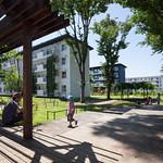 多世代交流型賃貸集合住宅の写真