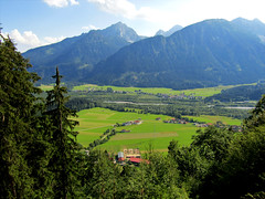 Dreiländereck Pinswang (juka14) Tags: pinswang austria alps beautifulplaces europe hiking cycling