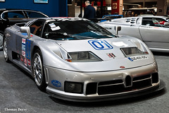 Bugatti EB110 SC 1995 (tautaudu02) Tags: bugatti eb110 sc artcurial auto moto cars coches voitures automobile rétromobile 2016 paris