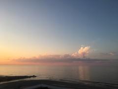 Lovely (hannaschmitz) Tags: capecod ma massachusetts sandwichma beach shore water sand sky nature