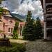 Rila Monastery, 10th century, rebuilt during National Revival - Bulgaria 2018