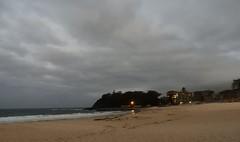 Empty Beach (damoN475photos) Tags: empty beach nsw night forster 2019
