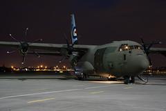 BDF05180 (Bryn Floyd) Tags: raf nightshoot night northolt helicopters helo hercules c130 aftedark longexposure