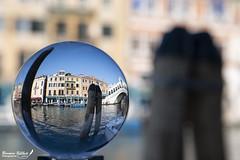 2019 01 13 -  Venezia - (139) (Giovanni.Ciliberti) Tags: venezia gondola particolare sfera laguna canalgrande pontedirialto rialto cristallo