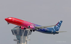 """Alaska Airlines, Boeing 737-900 """"More to Love"""".....2019-0402-002 (a.hess2007) Tags: n493as"""