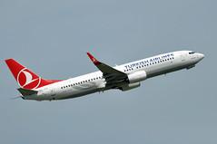 TC-JVS  CDG (airlines470) Tags: msn 60021 ln 5911 b7378f2 737 737800 thy turkish airlines cdg airport tcjvs