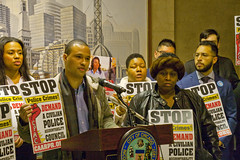 David Earl Williams the Third for the 48th Ward City of Chicago Aldermanic Candidates Press Conference to Support Civilian Police Accountability Council Chicago Illinois 1-9-19 5563 (www.cemillerphotography.com) Tags: cops brutality shootings killings rekiaboyd laquanmcdonald oversight reform corruption excessiveforce expensivelawsuits policeacademy