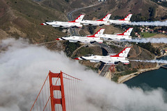 180924-F-TA303-028 (Official U.S. Air Force) Tags: thunderbirds aviation formation f16 tbirds delta usafthunderbirds afthunderbirds avgeek flying formationphotos california goldengatebridge sanfrancisco unitedstates us