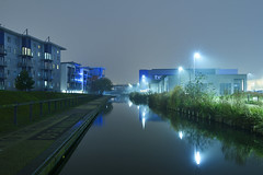 The Wharf, Walsall 23/11/2018 (Gary S. Crutchley) Tags: uk great britain england united kingdom urban town townscape walsall walsallflickr walsallweb black country blackcountry staffordshire staffs west midlands westmidlands nikon d800 history heritage local night shot nightshot nightphoto nightphotograph image nightimage nightscape time after dark long exposure evening travel street slow shutter raw canal navigation cut inland waterway bcn narrowboat lock junction wyrley and essington canalscape scape arm