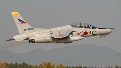 T-4 06-5627 302 Squad 10-18-0142 (justl.karen) Tags: japan 2018 jasdf ibaraki hyakuri t4 302squadron