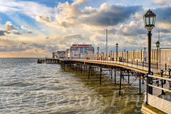 Worthing Pier Again.... (Trevor Fryer Photography) Tags: beach d7500 pier seascape sunrise sussex worthing