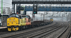 Sunday Special! (Trev 'Big T' Hurley) Tags: 37219 37175 37 colas 6c37 rugeleytv wcml