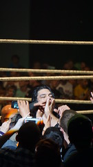 2014-05-22_22-33-30_ILCE-6000_DSC02333 (Miguel Discart (Photos Vrac)) Tags: 2014 315mm 6persontag catch combatdelutte curtisaxel deanambrose e55210mmf4563oss focallength315mm focallengthin35mmformat315mm highiso ilce6000 iso3200 lutte mainevent randyorton romanreigns ryback sethrollins sony sonyilce6000 sonyilce6000e55210mmf4563oss sport wrestling wrestlingmatch wwe wwemainevent