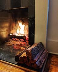 cozy night (ekelly80) Tags: dc washingtondc january2019 winter cozy cold winternights night fire fireplace wood home