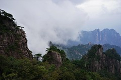 Yellow Mountains (blame_the_koala) Tags: china anhui haungshan yellow mountains sony a7 28mm f2 landscape
