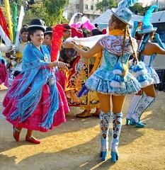 Danzas típicas de Boliivia (gerard eder) Tags: world travel reise viajes america southamerica südamerika sudamérica sudamerica latinamerica bolivia people peopleoftheworld carnaval carnival danzas danzastipicas folklore dancing dance outdoor street streetlife streetart