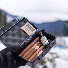 Cold weather essentials  - I don't always venture into the Alps, but when I do, I bring plenty of cigars & whisky! - Thank you @limidado for the hook up on these beautiful smokes, and @cigarren_schum for the always incredible hospitality - #munich #LCDH # (cigarsnearme) Tags: cold weather essentials i don't always venture alps but when do bring plenty cigars whisky thank you limidado for hook up these beautiful smokes cigarrenschum incredible hospitality munich lcdh travelhumidor ⠀ cigarsnearme cigaroftheday picoftheday cigarcillector montecristo luxury luxurylife habanos myhabanosmoment cubancigars cuban humidor zugspitze botl sotl smokersrd cigarsofinstagram cigaraficionado nowsmoking