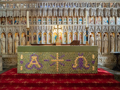 Alter (jakeblu) Tags: beverleyminster alter church cathedral religion