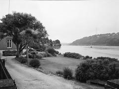 Near Cobh, County Cork (nikolaijan) Tags: fuji gs645s acros100 blackandwhite bw 120 645 cobh ireland