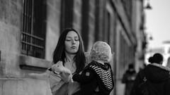 DSCF2067 (LexomIA) Tags: bordeaux street urbain bw nb streetphotography