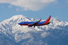 Southwest Airlines Boeing 737-700 N716SW (jbp274) Tags: ont kont airport airplanes southwest wn boeing 737