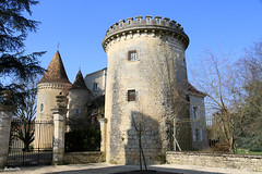 16 Feuillate - Belleville (Herve_R 03) Tags: france castle château architecture charente poitoucharentes