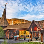 Whiteface Mountain Entrance Gate -   Adirondack Mountains - Wilmington New York thumbnail