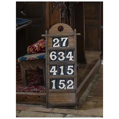 Hymb board (badger_beard) Tags: st augustine canterbury burrough green cambridgeshire south cambs east newmarket parish church england board numbers hymn