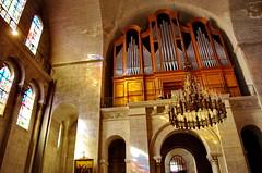 16 - Périgueux Février 2019 - cathédrale Saint-Front (paspog) Tags: périgueux france cathédrale cathedral kathedral dom février februar february 2019 cathédralesaintfront orgue organ