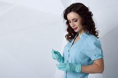 косметолог (julia.doroshkevich) Tags: медицина имидж портрет сткудия фотография